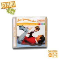 CD LAS FAVORITAS DE GYMBOREE VOL.1   $99.00 MXN https://www.kichink.com/buy/156674 Estimula habilidades musicales  como el ritmo y la entonación.