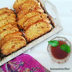 Fekkas / Moroccan Biscotti / Fas Kurabiyesi Biscotti, Moroccan, French Toast, Breakfast, Food, Morning Coffee, Essen, Meals, Yemek