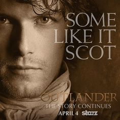 """We wouldn't have it any other way. #OutlanderSeries #STARZ"""