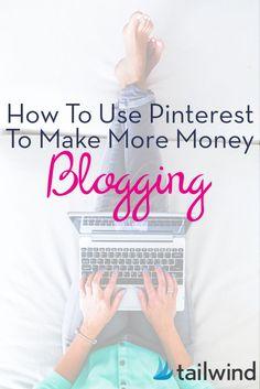 How To Use Pinterest To Make Money Blogging | Entrepreneur | Small Biz | Solopreneur | Wannapreneur | Newbiepreneur | DIY Business | Bloggers | Income Ideas