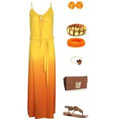LOLO Moda: Pretty Maxi Dress  - See more styles on: 9999lolo.blogspot.com
