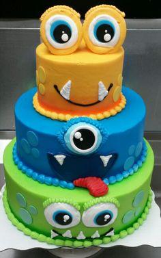 Monster cake I made today