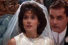 Goodfellas: Before it all comes crashing down in a veil of dead bodies and cocaine, Karen (Lorraine Bracco) and Henry (Ray Liotta) are actually a really great couple.