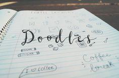 annie's place: Doodles: Café y té | Bullet Journal