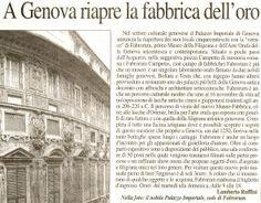 Fabforum Genova - Anno 1999