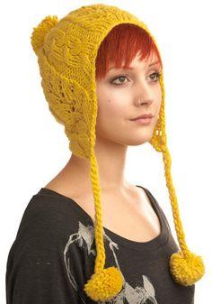 Redhead in yellow. Nice