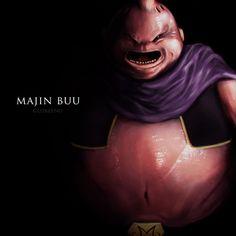 Ilustrações realistas de Dragon Ball