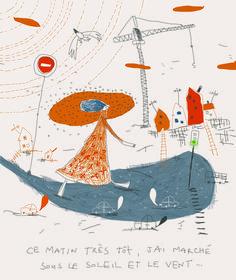 Illustration de Stéphanie Marchal #sfephaniemarchal