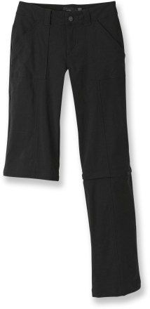 prAna Monarch Convertible Pants - coal grey (will this replace both pairs of pants I have planned?)