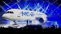 """Image copyright                  AP                  Image caption                     El MC-21 cubrirá distancias de 6.000 km y tiene capacidad para 211 pasajeros   El MC-21, un avión bimotor que se jacta de ser un poco más ligero que algunos de sus rivales y presume de ser """"Made in Rusia"""", es la gran apuesta de Moscú para recuperar el mercado perdido en el sector de la aviación civil. La aeronave, de color azul y blanco, fue desarrollada"""