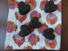 Salted Wild Blueberry Truffles