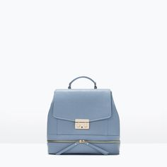 ZARA - SHOES & BAGS - LADY LIKE BACKPACK