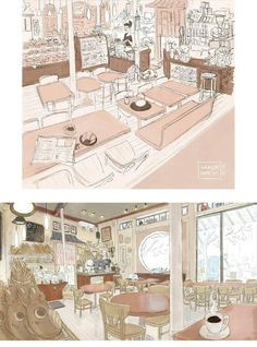 Jetty's family cafe concept