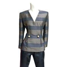 CHRISTIAN DIOR vintage Stunning jacket Haute di vintageinfashion