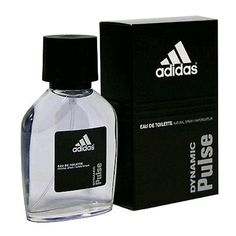 Adidas Dynamic Pulse Cologne by Adidas 3.4 oz EDT Spray for Men NEW IN BOX #Adidas