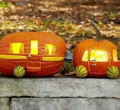 Camper pumpkins love this