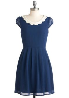 Blueberry Sweet Dress, #ModCloth