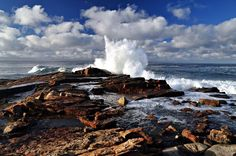 Mossel Bay, South Africa. I'VE BEEN THERE!! Best place to relax and enjoy the beach.