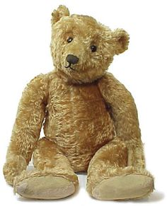 The Calico Teddy-Best place to get vintage Steiff Bears