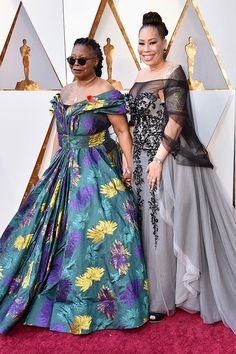 Awww, These Celebs Brought Their Moms and Daughters as Oscars Dates #purewow #red carpet #family #oscars #news