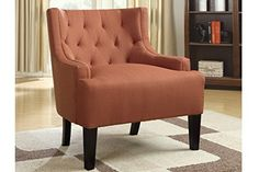 Upholstered Accent Chair (Canyon)