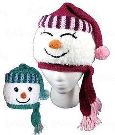 872 meilleures images du tableau Bonnets et Tuques   Crochet   Hat ... 0d8bca402d5
