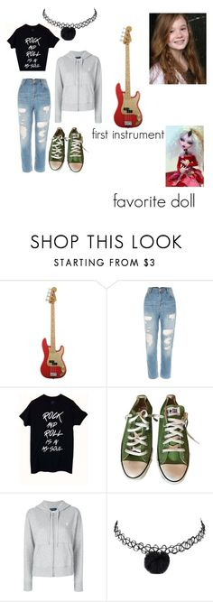 """""""10 year old Halsey"""" by halsey-iero ❤ liked on Polyvore featuring Converse, Luna and Polo Ralph Lauren"""