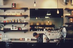 bel0w:    my dream is to own a coffee shop.