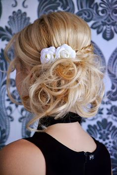 Wedding hair by Erica Kurucz -K.E. Hajdivat from Hungary k.e.hajdivat@gmail.com