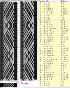 16 tarjetas, 2 colores, repite cada 36 movimientos // sed_1022 diseñado en GTT ༺❁