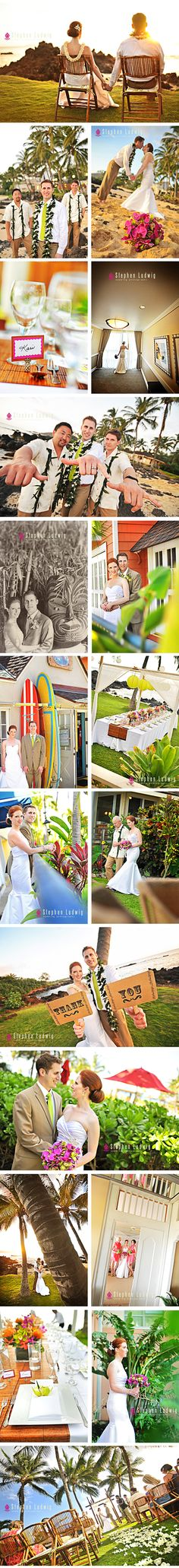 perfect wedding hawaii