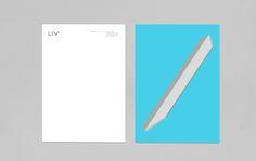 LIV Energy - Brand Identity on Behance