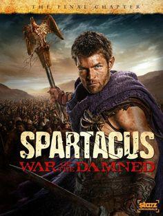 Спартак: Война проклятых / Spartacus: War of the Damned / Сезон: 3 / Серии: 1-4 из 10 [2013, HDRip] DUB (РенТВ)
