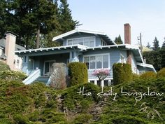 Airplane Bungalow - South Hill Neighborhood, Bellingham, WA