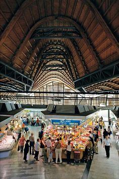 Rehabilitación del Mercado de Santa Caterina Market por EMBT. Fotografía © Alex Gaultier. Señala encima de la imagen para verla más grande.