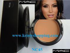 Base de Maquillaje en Polvo MAC Studio Fix NC45