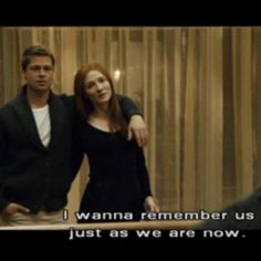 The curious case of Benjamin Button Embracing the good times. Great Films, Good Movies, Cinema Movies, Movie Tv, Cheesy Quotes, Marriage Couple, Inspirational Movies, Passionate Love, Movie Lines
