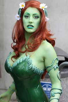 Abby Dark-Star as Posion Ivy by Vim Trivium | Flickr