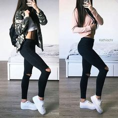 Which style? Teenager Outfits, Outfits For Teens, Girl Outfits, Summer Outfits, Fashion Outfits, Cute Comfy Outfits, Simple Outfits, Casual Outfits, Teen Fashion
