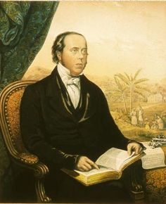 William Knibb, 1803-1845, Jamaican missionary and slaves' friend