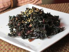 Naked Superfoods: Kale Arame Salad | Eat Naked Now