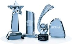 Engraved Glass, Crystal Awards, Trophies and Corporate Gifts