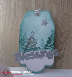 In My Creative Opinion: The 25 Days of Christmas Tags Just One More - Day 26 25 Days Of Christmas, Christmas Tag, One More Day, Things To Think About, Stencils, Paper Crafts, Crafty, Tags, Creative