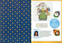 Gallery.ru / Фото #70 - Cross Stitch Crazy 169 ноябрь 2012 + приложение Christmas Co - tymannost