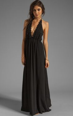"For Love & Lemons ""Camilla Maxi Dress"" at revolveclothing.com"