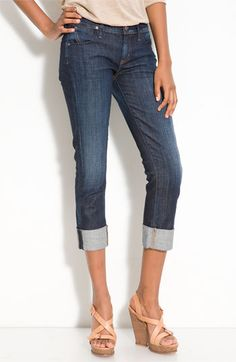 Citizens of Humanity  Dani  Crop Skinny Jeans (Scorpio Wash)  nordstrom Crop ef5aac1b49f39