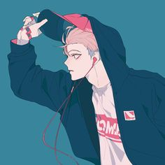 Find images and videos about boy, art and anime on We Heart It - the app to get lost in what you love. Art Manga, Art Anime, Anime Kunst, Manga Boy, Manga Anime, Boy Character, Character Drawing, Character Illustration, Character Concept