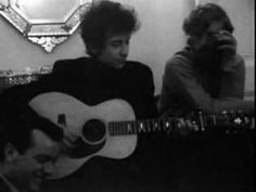 Bob Dylan And Donovan - YouTube