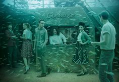 cinema | andreas franke #photography ( underwater photography exhibition )