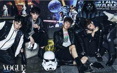 #EXO #VOGUE #Starwars